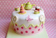 Le torte di Pina / Il risultato finale della fantasiosa Pina