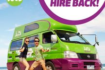 JUCY | Win Your Hire back! / Show us how you live JUCY and you could WIN your hire back! www.jucyworld.com/win