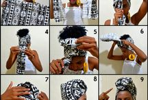 Head wrap tutorial