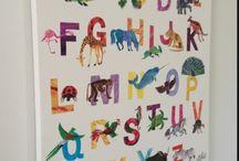 Eric Carle nursery ideas