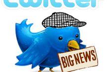 (RE)TWEET HET NIEUWS! / (Re)Tweet het allerlaatste nieuws...Hartstikke leuk om te doen! We zouden het geweldig vinden als je ons óók op Twitter volgt. www.twitter.com/TisniewaarNL