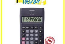 Calculadoras / Aquí encontraras las mejores calculadoras del mercado.