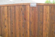 Budget Fence / Budget wooden fences in Dallas TX