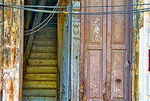 Havana, Cuba: Worn, vintage & 50s style in Old Havana