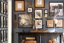 Upstairs TV room / Decorating Plan