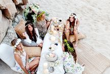 Bacheloratte Beach Party / Bachelorette party ideas, beaches, ..