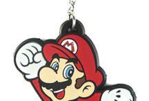 Mario Merchandise