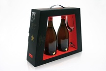 Champagne / Ideas for structure & graphics