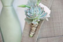 Succulents Centerpieces and Wedding Decor / Succulents are booming in popularity for two simple reasons: they are beautiful and nearly indestructible. Here's a board that shows the beauty of these desert plants and various color palettes for use at your wedding or upcoming event.