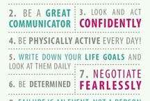 Quotes / Always love a great quote. Here are a few