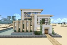 Minecraft / Minecraft houses or buildings