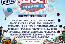 Sziget Posters