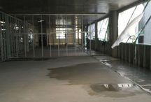 Screed Protection / This is what happens if you do not protect your screed
