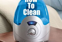 Cleaning / by Kristin Funkhouser-Zimmerman