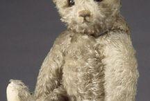 Animals, stuffed / by Bernie♥