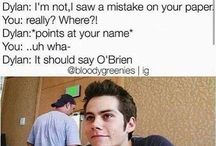 Dylan imageries