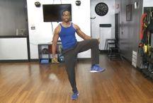 no excuses workouts / by Devan Workman