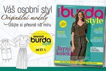 Burda Style - vydání 2/2016