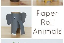 paper roll ideas
