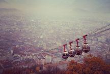 Grenoble / Ma ville actuelle