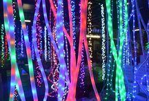 Christmas Lights / Outdoor Christmas display lights.