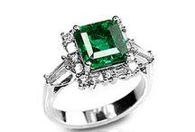 emerald jewelry / by lauren kelly