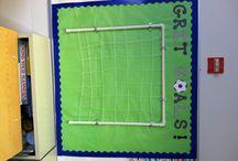 School / bulleting boards / by Denise Jarrell