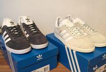 Adidas Originals including Adidas Gazelles / We now have Adidas Originals in stock including Adidas Gazelles