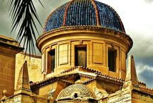 OUT AND ABOUT - Elche / Sights in the lovely city of Elche, Costa Blanca