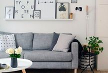 Livin' It Up / Living Room Inspo