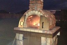 Pizza Ovens / Ideas for Rome II