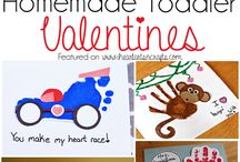kiddies Valentines Day