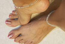 Pediküre - Maniküre Füße