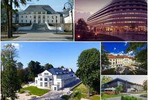 Nowe sale konferencyjne 2016 / Nowe hotele z salami konferencyjnymi otwarte w 2016 roku.