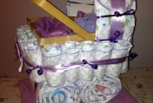 Diaper creations / by Amy Henry