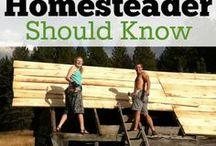 Homesteading skills