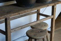 Oude tafeltjes