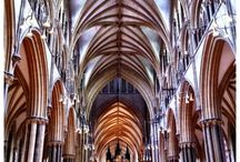 Stunning Cathedrals / Cathedrals in the UK