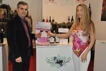 Vinitaly 2013 / Abbiamo incontrato alla Fiera Vinitaly di Verona tutti gli amici che saranno con noi ai Salotti Del Gusto in Alta Badia a giugno!