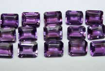 Emerald Cut Octagon Loose Gemstones / Calibrated Loose Octagon Gemstones for Jewelry Designers