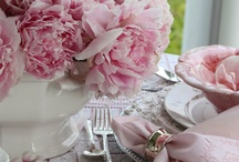 Table Settings & Center Pieces / by God's Girl Jul