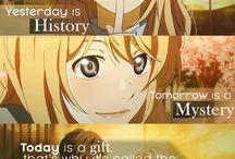 ~S H I G A T S U  W A  K I M I  N O  USO~ / a beautiful anime seria, i very love it!!