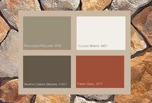 Exterior colors