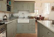 Sage kitchen ideas