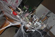 Rocket Red Halloween 2014 / #Halloween 2014: Skeleton Crew; Office Culture