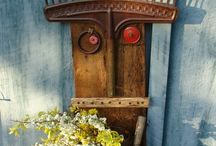 Yard Art / by Mary Wennerstrum
