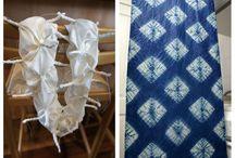 Shibori minták Szilvi házi
