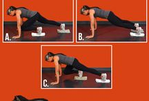 workouts - core & abs