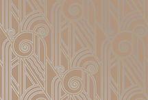 Decorating - Art Deco / Modern decorating options to achieve the Art Deco esthetic.