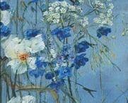 schilderijen / Bloemen